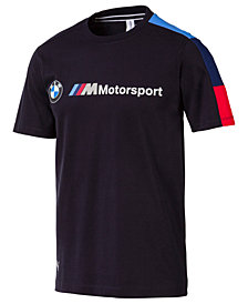 Puma Men's BMW Logo T-Shirt