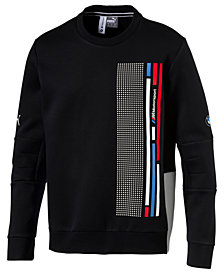 Puma Men's BMW Graphic Long-Sleeve Shirt