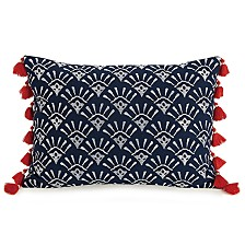 "Jessica Simpson Valdivia 12""x16"" Decorative Pillow"