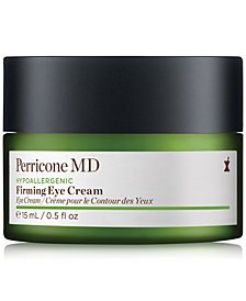Perricone MD Hypoallergenic Firming Eye Cream, 0.5-oz.