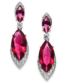 Danori Marquise Drop Earrings, Created for Macy's