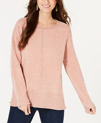 Style Co Chenille Sweater Created For Macys Sweaters Women