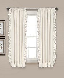 """Reyna 63"""" x 54"""" Window Curtain Set"""