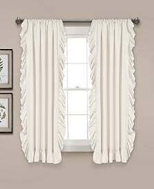 "Reyna 63"" x 54"" Window Curtain Set"