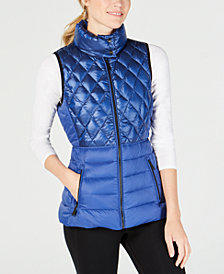 Calvin Klein Performance Quilted Down Vest