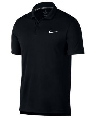 Men's Court Dry Tennis Polo