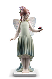 Lladró Childhood Fantasy Figurine