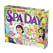 Smartlab Toys - All-Natural Spa Day