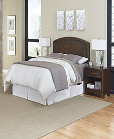 Bermuda King Poster Bed Espresso Finish