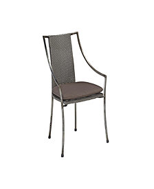 Home Styles Urban Outdoor Cafe Chair Pair