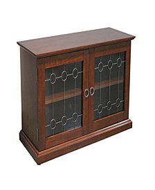 """Home Styles Franklin Media Cabinet (48"""" Wide)"""