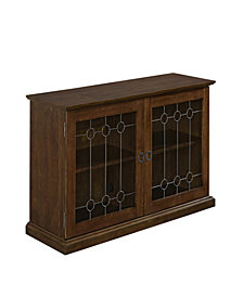 """Home Styles Franklin Media Cabinet (54"""" Wide)"""