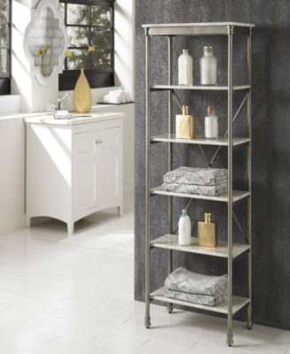 Home Styles The Orleans 4-Tier Shelf