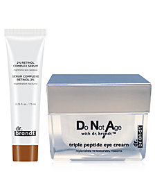 Receive a FREE 2 pc gift with $55 Dr. Brandt purchase!