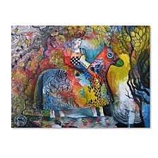 Oxana Ziaka 'Autumn' Canvas Art Collection