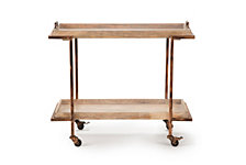 Conway Bar Cart, Quick Ship