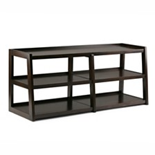 "CLOSEOUT! Ramsee 60"" TV Stand, Quick Ship"