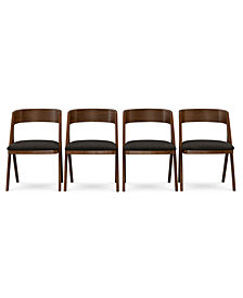 Oslo Dining Chair, 4-Pc. Set (Set of 4 Chairs), Created for Macy's