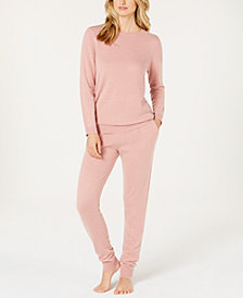 Charter Club Cashmere Pajama Separates, Created for Macy's