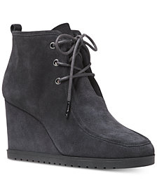 MICHAEL Michael Kors Tamara Lace-Up Booties