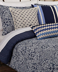 Cutwork Medallion Full/Queen Comforter Set