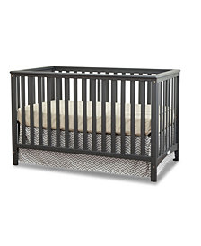 Storkcraft Hillcrest 4 in 1 Fixed Side Convertible Crib