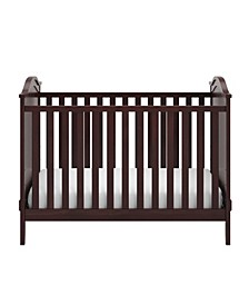 Rosehill 3-in-1 Upholstered Convertible Crib