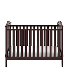 Storkcraft Rosehill 3-in-1 Upholstered Convertible Crib