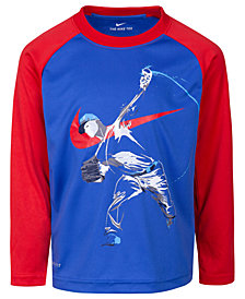 Nike Little Boys Sports-Print T-Shirt
