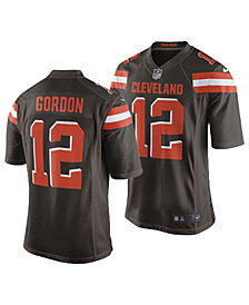 Nike Men's Josh Gordon Cleveland Browns Game Jersey