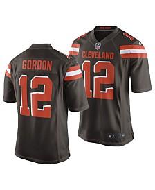 Nike Men's Josh Gordon Cleveland Browns Game Jersey