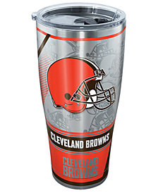 Tervis Tumbler Cleveland Browns 30oz Edge Stainless Steel Tumbler