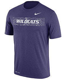 Nike Men's Kansas State Wildcats Legend Staff Sideline T-Shirt