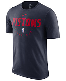 Nike Men's Detroit Pistons Practice Essential T-Shirt