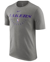 7932323bd46 Nike Men s Los Angeles Lakers Practice Essential T-Shirt