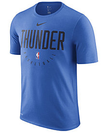 Nike Men's Oklahoma City Thunder Practice Essential T-Shirt