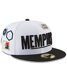 New Era Memphis Grizzlies City On-Court 59FIFTY FITTED Cap