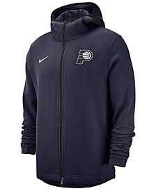 Men's Indiana Pacers Dry Showtime Full-Zip Hoodie