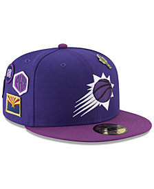 New Era Phoenix Suns City On-Court 59FIFTY FITTED Cap
