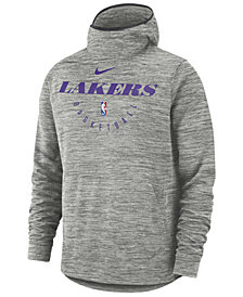 Nike Men's Los Angeles Lakers Spotlight Pullover Hoodie