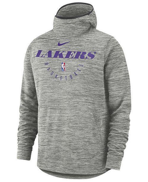 Nike Men S Los Angeles Lakers Spotlight Pullover Hoodie Reviews Sports Fan Shop By Lids Men Macy S