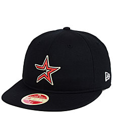 New Era Houston Astros Heritage Retro Classic 59FIFTY FITTED Cap