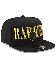New Era Toronto Raptors 90s Throwback Roadie 9FIFTY Snapback Cap