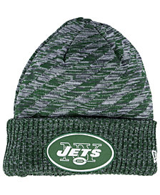 New Era Boys' New York Jets Touchdown Knit Hat