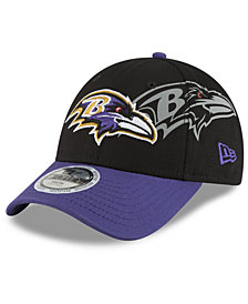 New Era Boys' Baltimore Ravens Side Flect 9FORTY Cap