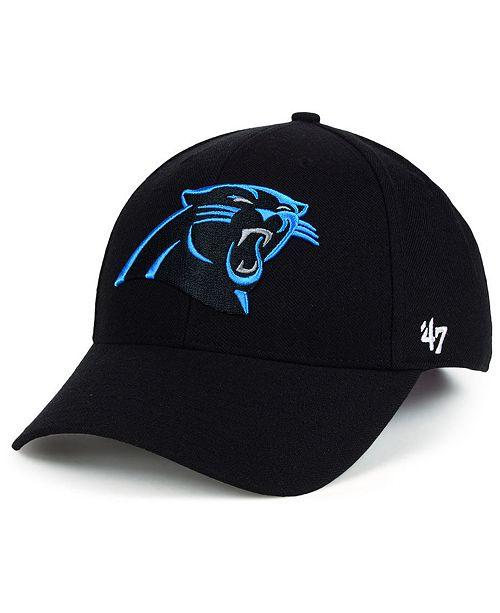 '47 Brand Carolina Panthers MVP Cap