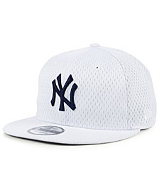 New Era New York Yankees Batting Practice Mesh 9FIFTY Snapback Cap
