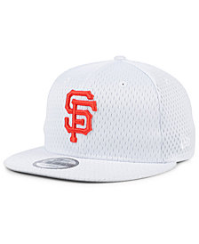 New Era San Francisco Giants Batting Practice Mesh 9FIFTY Snapback Cap