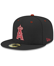 New Era Los Angeles Angels Italian 59FIFTY FITTED Cap