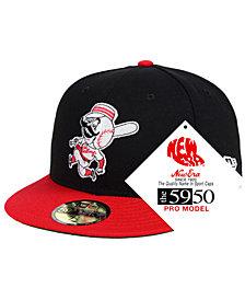 New Era Cincinnati Reds Retro Stock 59FIFTY FITTED Cap